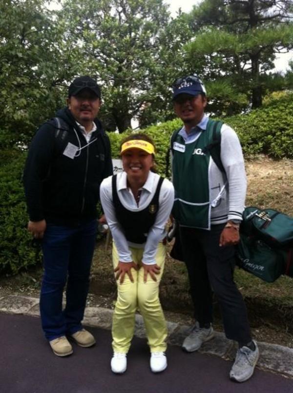 日本女子オープンゴルフサムネイル